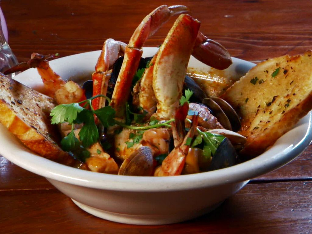 Cioppino Storie di San Francisco