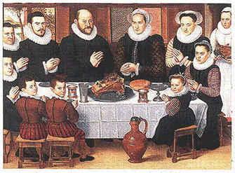 tacchino turkey cena Anthonius Claessins