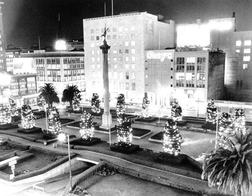 Union square nel 1971