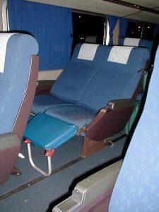 Seat Amtrak