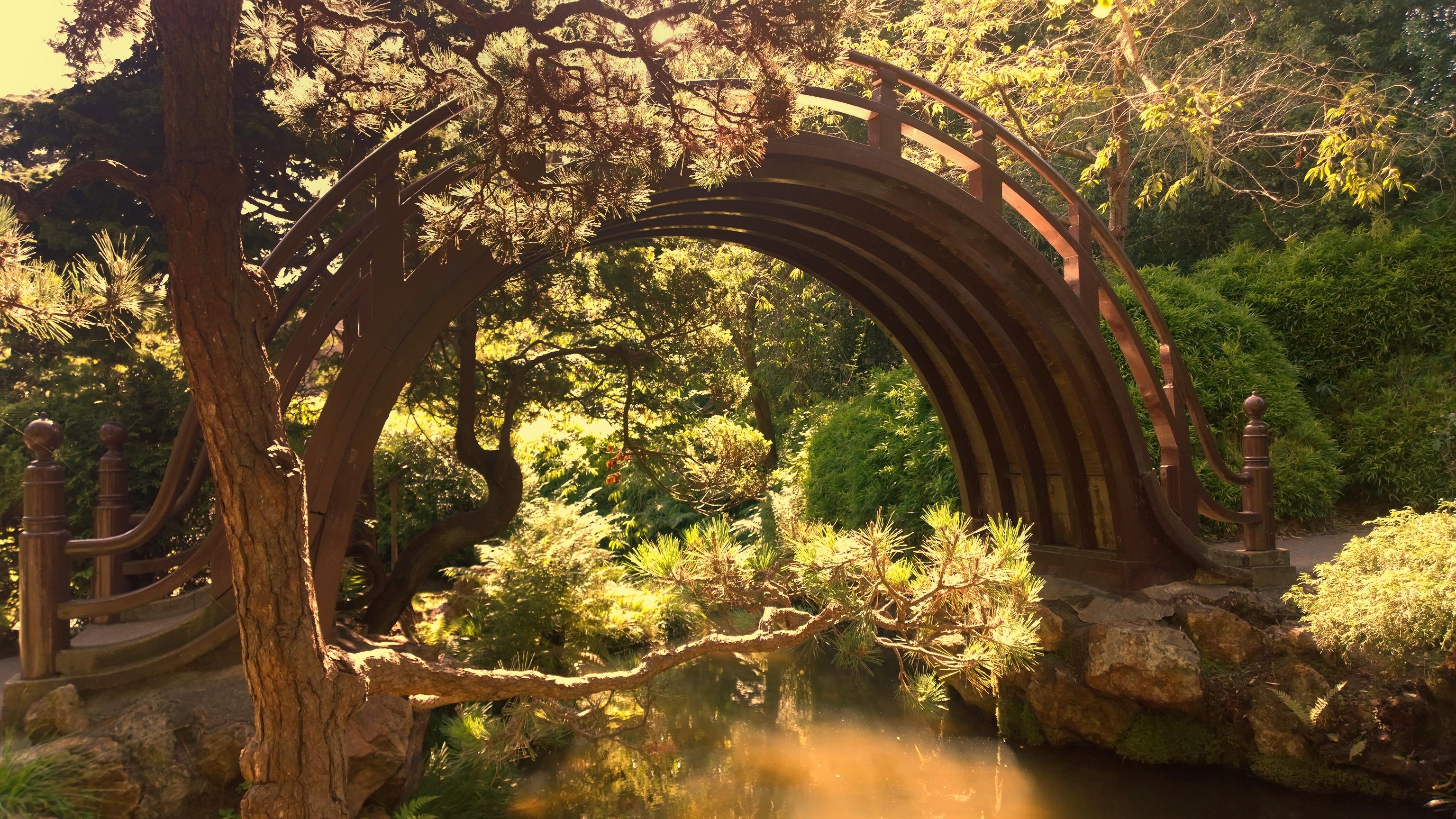 drum bridge ponte tamburo japanese tea garden san francisco storie