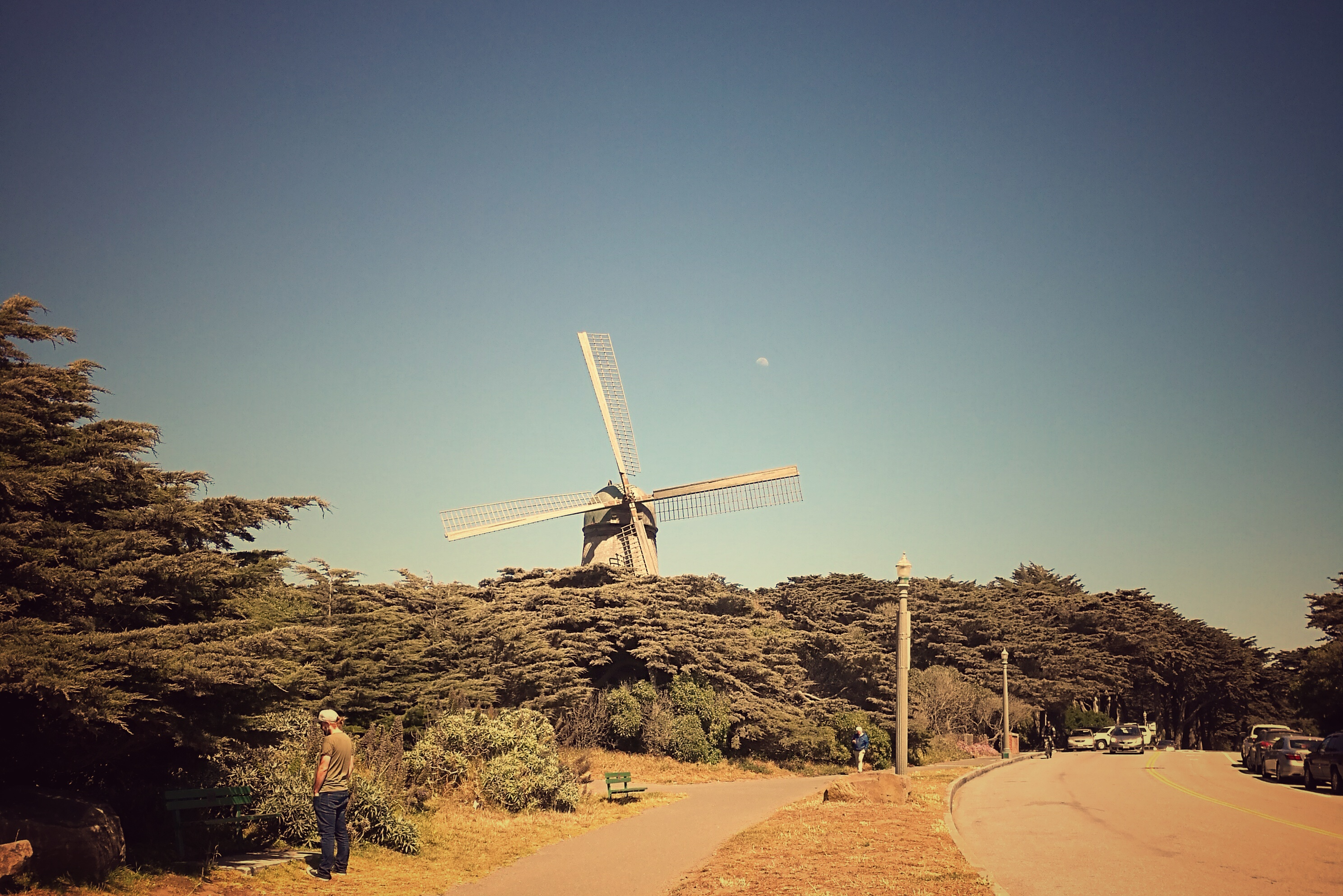 windmill golden gate park storie san francisco