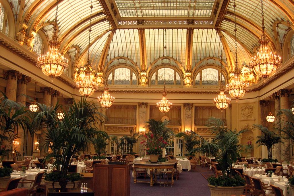 palace hotel san francisco storie
