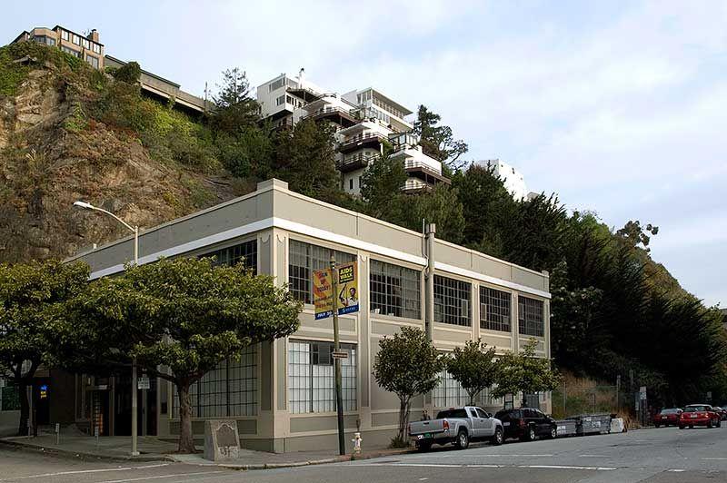 farnsworth laboratorio telegraph hill