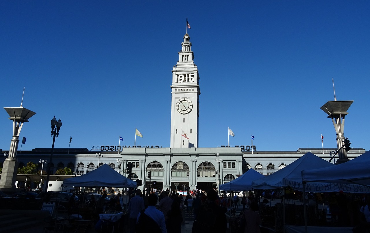 storie di san francisco ferry building