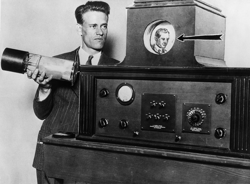 Farnsworth storie di san francisco inventore televisione