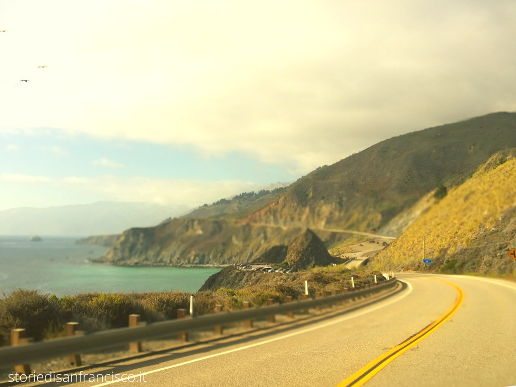 Highway 1 California San Francisco