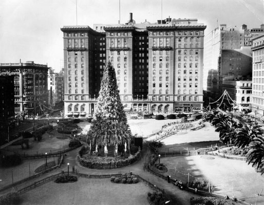 Union square nel 1935