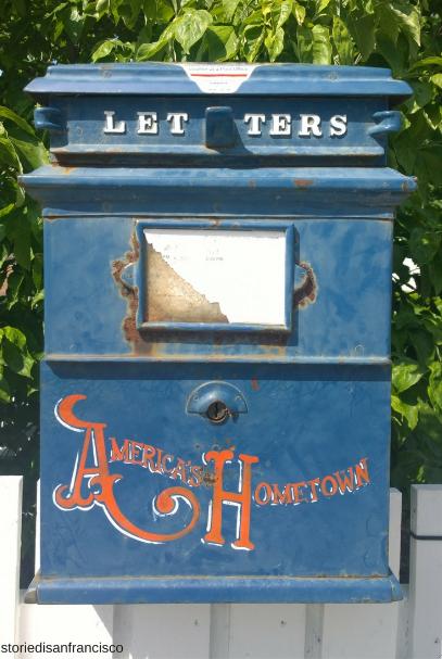 Hannibal cassetta lettere Missouri