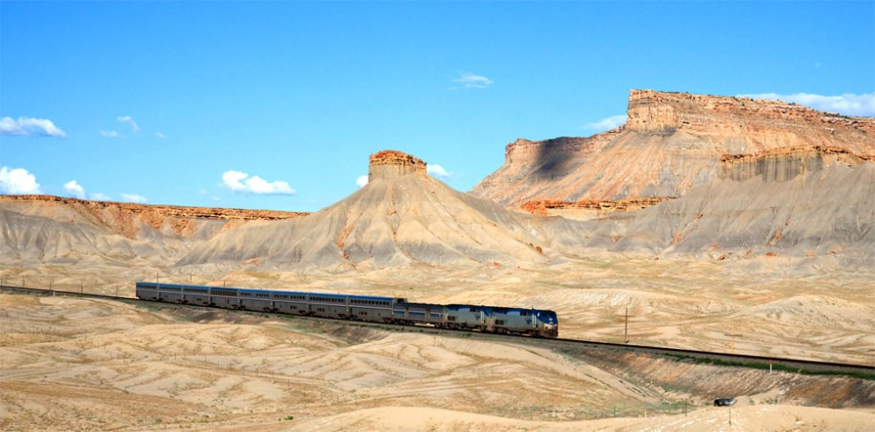 California Zephyr Utah