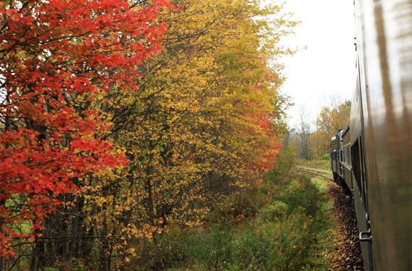 Adirondak train