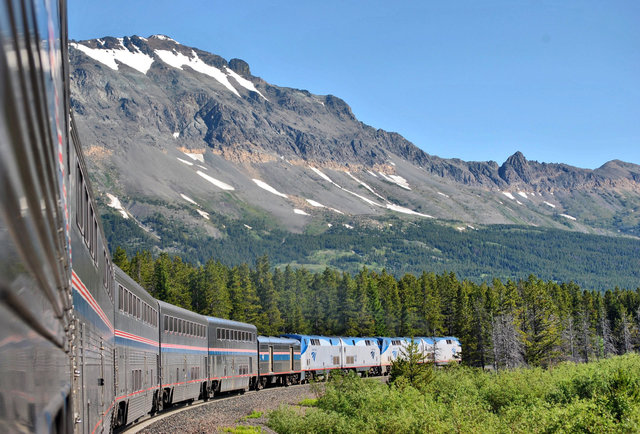 Empire Builder Montana