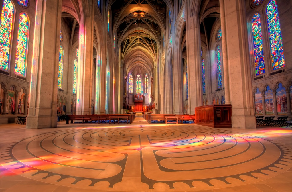 grace cathedral storie di san francisco
