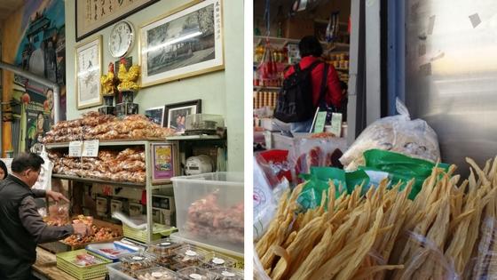 Cosa comprare Chinatown san Francisco