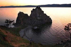 lago baikal isola di olkhon