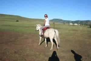 viaggi in treno cavallo mongolia