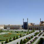 Naqsh-e Jahan, la piazza centrale di Isfahan
